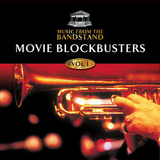 Music From The Bandstand - Movie Blockbusters (1) CD