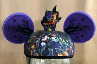 Vampire Mickey Mouse Disney World Ears Hat The Haunted Mansion cap halloween
