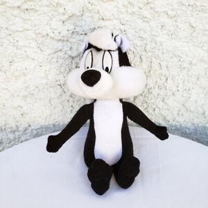 Vintage 1994 Looney Tunes Pepé Le Pew Plush Toy (Applause)