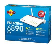 AVM Fritz! box 6890 LTE enrutador 300 Mbit/s WLAN Dect Voip-telefonía usb-3.0 nuevo