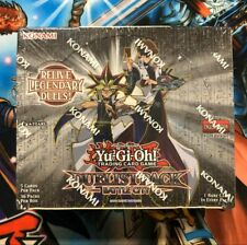 Yugioh Duelist Pack Battle City Sealed Booster Box - SEALED - English 1st Ed.
