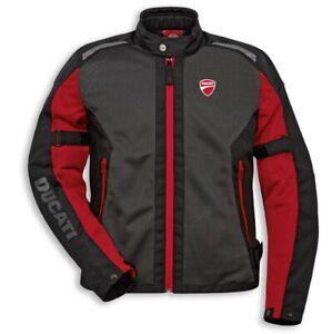 Ducati Spidi Speed Air Summer Textile Jacket Perfor Buzzer Jacket New 2021