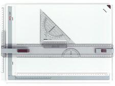 Rotring Zeichenplatte Rapid A3 mit Parallelzeichenschiene