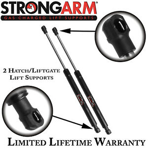 Qty 2 Strong Arm 6666 Rear Hatchback Hatch Lift Supports