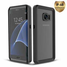 Case For Samsung Galaxy S7 Edge Sealed Underwater Waterproof Shockproof Cover