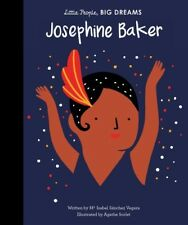 Josephine Baker (Little People, Big Dreams) [New Book] Hardcover, Illustrated