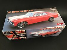 CHEVROLET Z-28 NOVA Unveiled at 2006 SEMA SHOW  GMP 1/18 HTF