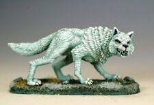 DARK SWORD MINIATURES - DSM5040 Ghost, Dire Wolf *Game of Thrones*