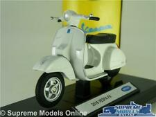 VESPA PX PX125 MODEL SCOOTER MOPED BIKE WHITE 2016 1:18 SCALE WELLY K8