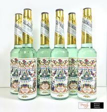 MURRAY & LANMAN FLORIDA WATER COLOGNE 7.5 Oz -Six (6) Plastic Bottles