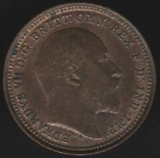 More details for 1902 edward vii one third farthing coin | british coins | pennies2pounds
