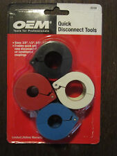 OEM A/C Quick Disconnect Tools - Air Conditioning Spring Lock Coupling Tools