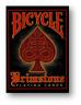 Bicycle Brimstone Puente (Rojo) By Gambler's Warehouse Póquer Juego de Cartas