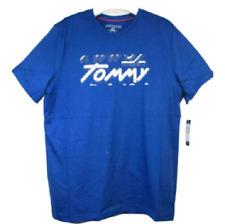 NEW Tommy Hilfiger Men's Short Sleeve Crew Neck T-Shirt Size Large