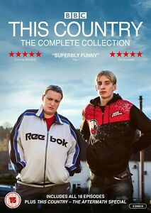 THIS COUNTRY The Complete Collection Series 1-3 (Region 4) DVD Season 1 2 3