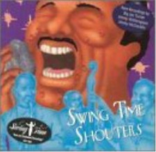 Turner/Witherspoon/McCrackli-Swing Time Shouters CD NEW