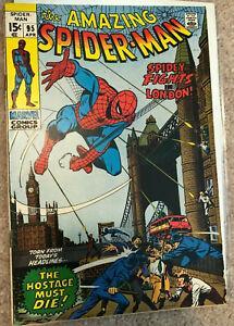 Amazing Spider-Man #95 (Marvel 1971) - great condition