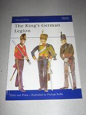 Men-At-Arms: The King's German Legion 42 by Otto von Pivka (1974, Paperback)