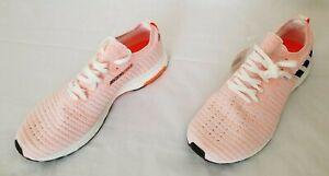 Mens Size 10.5 Pink White Adidas Adizero Prime LTD Running Shoes G28882
