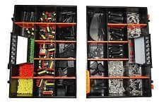 AMP Superseal Sortimentskoffer mit 888 Teilen Stecker Set KFZ Motorrad LKW QUAD