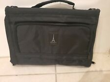 """Travelpro Total Bag compact carry all, over-nighter, black, 19"""" L x 16"""" W"""