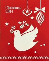 2014 Presentation Stamp Pack 'Christmas 2014' MNH