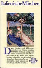 ITALIENISCHE MARCHEN / contes Italiens .Edition en Allemand TRES BEL ETAT
