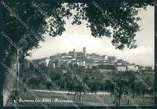 Macerata Sarnano Foto FG cartolina KF1850