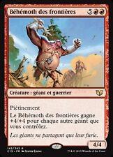MTG Magic C15 - Borderland Behemoth/Béhémoth des frontières, French/VF