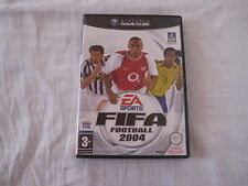 Jeu Nintendo Gamecube FIFA Football 2004