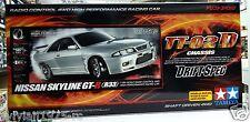TAMIYA # 58604  RC Nissan Skyline GT-R R33 - TT-02D   NEW IN BOX
