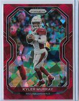 2020 Panini prizm red cracked ice Kyler Murray Arizona Cardinals #266 2nd year