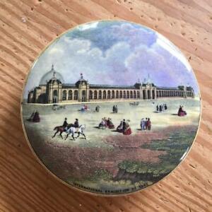 Pratt Ware Pot Lid International Exhibition 1862  Medium Size  Restored