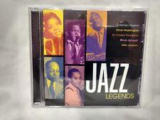 Rare Jazz Legends From Laser Light 2000 Delta Entertainment               cd5789