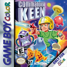 Commander Keen GBC New Game Boy Advance