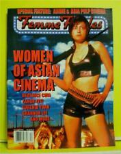 Women of Asian Cinema FEMME FATALES Magazine Vol 10 #6 (Dec, 2001)!