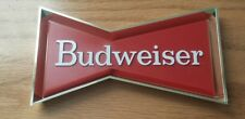 NEW* BUDWEISER BOW TIE for BUDWEISER CLYDESDALE CAROUSEL PARADE LAMP