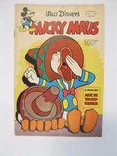 Micky Maus 1957/10  Originalheft vom Mai 1957  in Z (1-2/2 oS) 58200