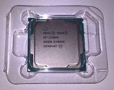 Intel Xeon E3-1230 v6 3,50GHz Socket FCLGA1151 Quad-Coeur Processeur (CM8067702870650)