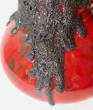 60s 70s Fohr Keramik 16 cm Vase 411 west german ceramic fat lava pottery