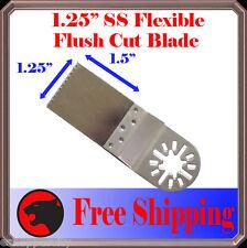Ss Oscillating Multi Tool Saw Blade For Fein Multimaster Bosch Dremel Craftsman