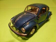 GAMA 442 VW VOLKSWAGEN BEETLE - BLUE METALLIC 1:24 - GOOD CONDITION