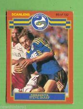 Parramatta Eels 1986 Season NRL & Rugby League Trading Cards