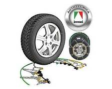 Autotecnica Snow Chains to suit SUV 4X4 Vehicles - CA490 16mm