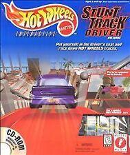 Hot Wheels: Stunt Track Driver CD-ROM (PC, 1998)