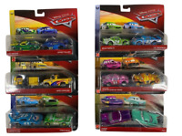 "DISNEY PIXAR CARS 3 ""2 PACK"""