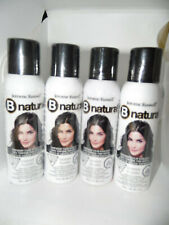 4pc Jerome Russell B NATURAL Temporary Hair Color 3.5oz TRUE BLACK