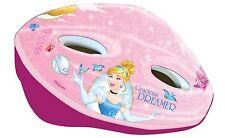 Disney Mädchen Princess Fahrradhelm rosa M 35127