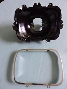 """NEW Headlight Bucket Kit  Plus Ring Fits GM GMC Fits 5"""" x 7"""" Headlights H5054"""