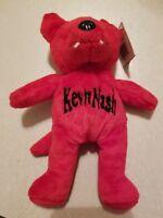 Kevin Nash WCW/NWO Nitro's Bears Wrestling Beanie Babie 1999 BIG SEXY Vintage